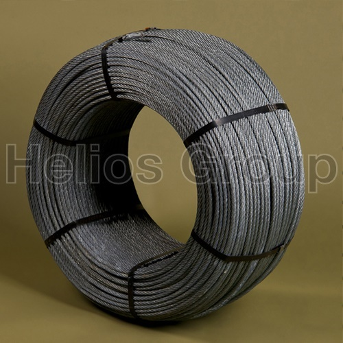 HIGH BREAKING STRENGTH STEEL WIRE