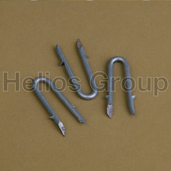 HARPOON-SHAPED LOOPS WITH CARPAL THREAD